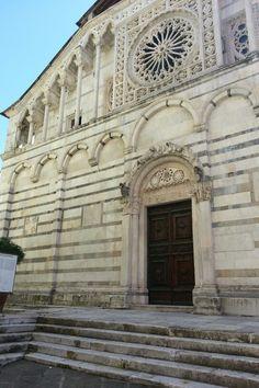 Il duomo di Carrara #Tuscany