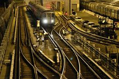 Witness the Incredible Evolution of the NYC Subway in an Animated GIF