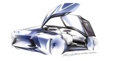 BMW Vision NEXT 100 | Abduzeedo Design Inspiration