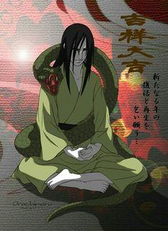 Orochimaru - Naruto