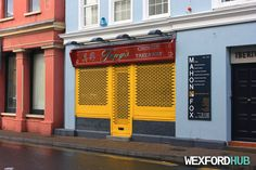 Tengs Takeaway: A Chinese takeaway on Common Quay Street.