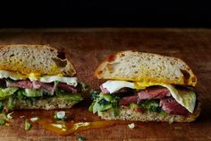 Corned Beef and Cabbage Breakfast Sandwich recipe on Food52