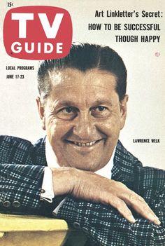 TV Guide: June 17, 1961 - Lawrence Welk
