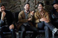 Oh those smiles! Lol