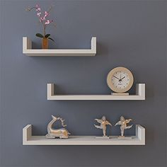 Amazon.com: IKEA 602.821.86 New Lack Wall Shelf Unit White: Industrial & Scientific