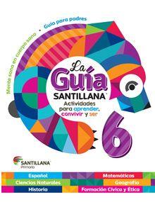 GUIAS DE APOYO SANTILLANA PARA PRIMARIA 1° a 6° , 2015-2016 – Docentes compartiendo