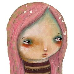 Micki Wilde - mixed media artist from Leicestershire UK.