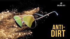 EasyClean Technology – Orlando Rey - Fine Sunglasses Passion For Life, Fashion Brand, Orlando, Mirrored Sunglasses, Technology, World, Tech, Fashion Branding, Orlando Florida