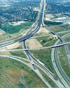 The Freeman Interchange  #infrastructure #freeman #interchange