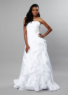 For the largest wedding dress store in south Africa, have a look at our unrivalled selection of modern wedding dresses and book your fitting today! One Shoulder Wedding Dress, Evening Dresses, Weddings, Bride, Wedding Dresses, Fashion, Evening Gowns Dresses, Wedding Bride, Bride Dresses