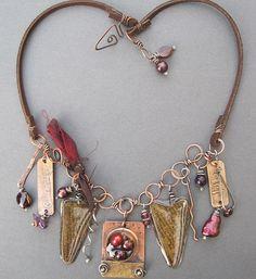 Mary Jane Jewelry | Found on lovemyartjewelry.com