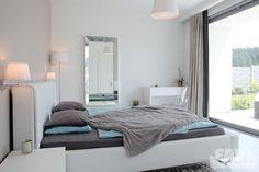 Moderní ložnice inspirace - Bydlení majitelky Il Bagno | Favi.cz