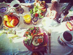 #breakfast #saturday