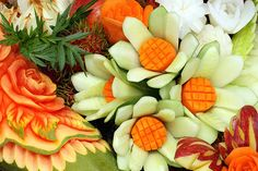 Fruit Carving Class for 2
