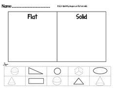 KINDERGARTEN GEOMETRY 2D AND 3D SHAPES COMMON CORE: ACTIVITIES AND ASSESSMENTS - TeachersPayTeachers.com