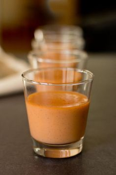 Thai Tea Pudding- A creamy pudding made with Thai tea, milk and a little condensed milk.