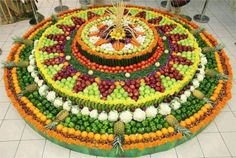 Best Fruits and Vegetables Beautiful Creativity