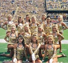 Everyone loves #LSU Golden Girls. See what these 2 former dancers had to say about their experience!