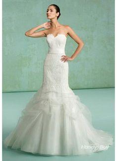 Best lace wedding dresses 2012