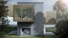 House1203 by SIMPRAXIS architects | MORFO visualisations