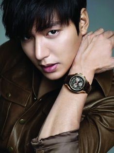 Lee Min Ho as perfect watch model So Ji Sub, Asian Actors, Korean Actors, Korean Dramas, Korean Idols, Korean Music, Lee Min Ho Photos, The Great Doctor, V Bts Cute