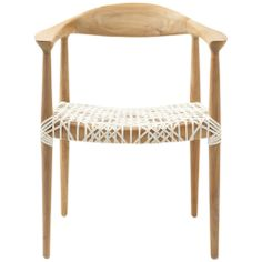 Safavieh Bali Tropical Teak Arm Chair | Overstock.com