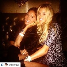 #Repost @willowbw ・・・ So lovely to see @minettinicole @maddoxclub #london #maddoxclub
