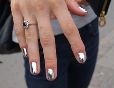 exPress-o: No Place Like Chrome  Buy: http://www.target.com/p/essie-nail-color-no-place-like-chrome/-/A-14062054