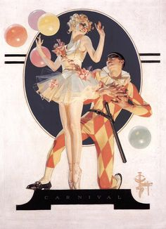 "Image from the book, ""J.C. Leyendecker: American Imagist"""