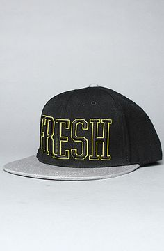 The Fresh Cap in Black by NEFF