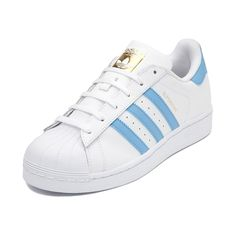 Stay classic this season with the new Superstar Athletic Shoe from adidas! Lace up the classic style and signature comfort of the Superstar Athletic Shoe, sporting durable leather uppers with iconic rubber shell toe, and signature adidas side stripes.
