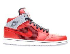 Nike Mens Air Jordan 1 Retro 89 Basketball Shoes