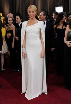 Thank you, Tom Ford. Gwyneth Paltrow at the Oscars