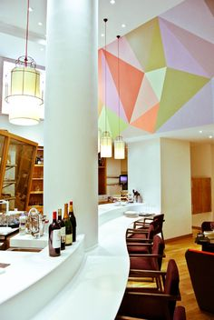 Architizer Blog » A Gastropub That's a Testament to Both Cheese and Design