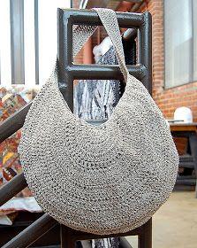 free crochet pattern summer bag