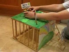Another Leprechaun Trap idea for the kids