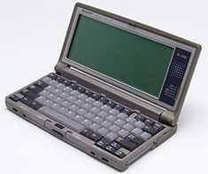 DOS Palmtop: Sharp PC-3100 Details and specs