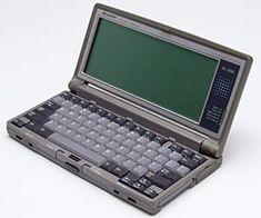 DOS Palmtop: Sharp PC-3100 Details and specs