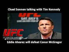 UFC: Chael sonnen talks with Tim Kennedy :'Not ideal that ISIS is trying...