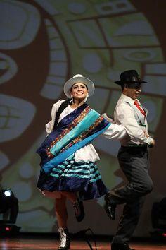Danza Tipica: Marinera de Puno, Peru
