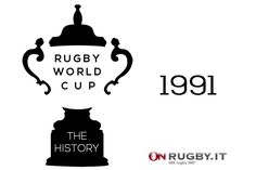 Rugby World Cup – The History: Inghilterra 1991, il videoracconto - On Rugby
