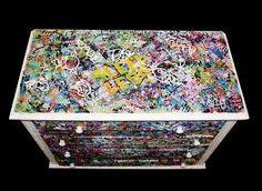 graffiti furniture ideas - Google Search