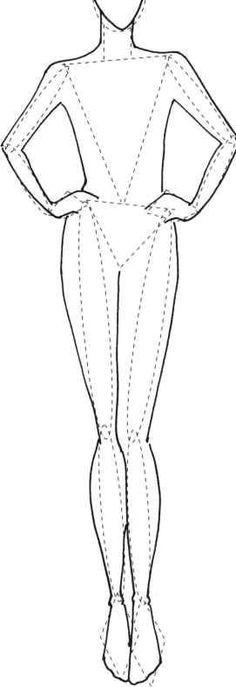 face - base - corpo croqui. sketch fashion -face-croqui moda- desenho