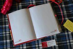 Caderno personalizado Novos 40