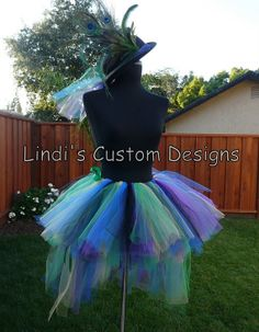 tutu tops for teens | Adult, Teen, Girls Bustle Style Tutu  Top Hat Ensemble for Costumes ...