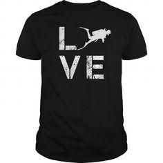 Love Scuba Diving T Shirts, Hoodies, Sweatshirts