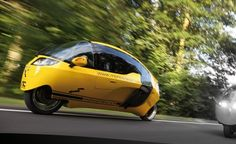 Cars of Futures Past – Peraves EcoMobile / MonoTracer