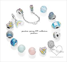 Today's post brings my monthly Pandora news round-up, with all the details on what's coming up for March 2018! There's loads going on this month, with the launch of the Pandora Spring 2018 collection and various promos – I've also got some SS18 live shots, campaign imagery and a sneak peek at the Pandora Mother's Day … Read more...