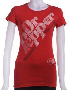 Vintage Dr. Pepper (Girls) T-Shirt $19.99 - $21.99