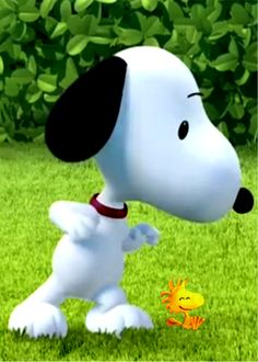 ♥ Snoopy & Woodstock ♥